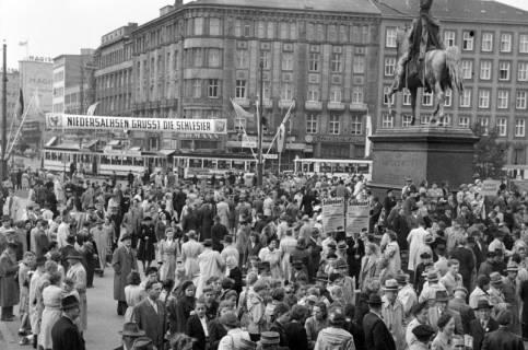 ARH NL Dierssen 1190/0005, Schlesiertreffen, Hannover, 1952