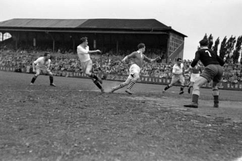 ARH NL Dierssen 1190/0009, VfL Osnabrück gegen Hannover 96, Hannover, 1952