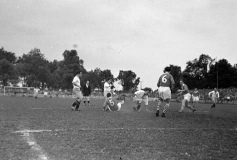 ARH NL Dierssen 1190/0011, VfL Osnabrück gegen Hannover 96, Hannover, 1952