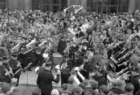 ARH NL Dierssen 1191/0001, Schlesiertreffen, Hannover, 1952