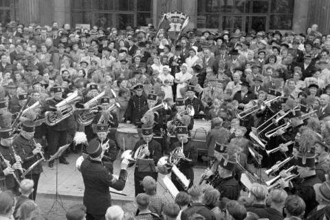 ARH NL Dierssen 1191/0005, Schlesiertreffen, Hannover, 1952
