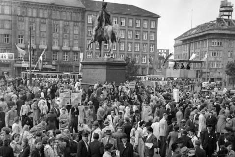 ARH NL Dierssen 1191/0007, Schlesiertreffen, Hannover, 1952