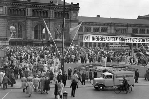 ARH NL Dierssen 1191/0008, Schlesiertreffen, Hannover, 1952