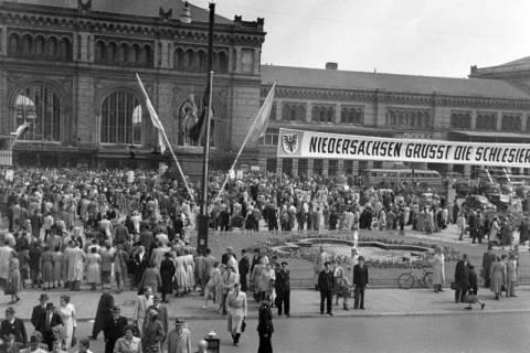 ARH NL Dierssen 1191/0009, Schlesiertreffen, Hannover, 1952