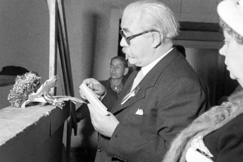 ARH NL Dierssen 1191/0016, Schlesiertreffen, Hannover, 1952