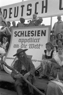 ARH NL Dierssen 1192/0004, Schlesiertreffen, Hannover, 1952