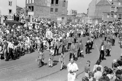 ARH NL Dierssen 1198/0020, Schützenfest, Hannover, 1952