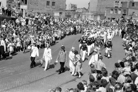 ARH NL Dierssen 1198/0021, Schützenfest, Hannover, 1952