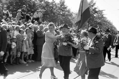 ARH NL Dierssen 1199/0002, Schützenfest, Hannover, 1952