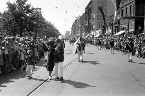 ARH NL Dierssen 1199/0003, Schützenfest, Hannover, 1952