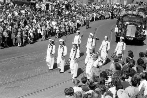 ARH NL Dierssen 1199/0005, Schützenfest, Hannover, 1952