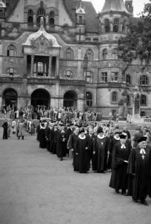 ARH NL Dierssen 1200/0017, Tagung des Lutherischen Weltbundes, Hannover, 1952