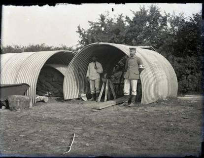 ARH NL Kageler 1, 1. Weltkrieg, Sanitäter, Frankreich, zwischen 1914/1918