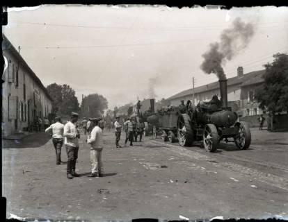 ARH NL Kageler 2, 1. Weltkrieg, Transportkolonne, Frankreich, zwischen 1914/1918