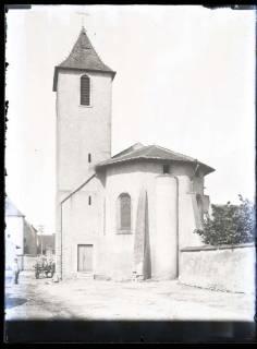 ARH NL Kageler 6, 1. Weltkrieg, Kirche, Frankreich, zwischen 1914/1918