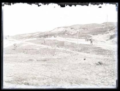 ARH NL Kageler 8, 1. Weltkrieg, Artilleriestellung, Frankreich, zwischen 1914/1918