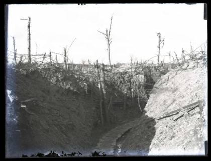 ARH NL Kageler 12, 1. Weltkrieg, Schützengraben, Frankreich, zwischen 1914/1918