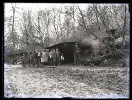 ARH NL Kageler 15, 1. Weltkrieg, Gerberei, Frankreich, zwischen 1914/1918