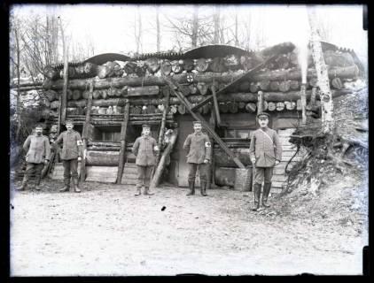 ARH NL Kageler 16, 1. Weltkrieg, Sanitäter, Frankreich, zwischen 1914/1918