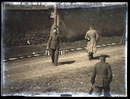 ARH NL Kageler 20, 1. Weltkrieg, Versorgung der Soldaten mit Lebensmitteln, Frankreich, zwischen 1914/1918