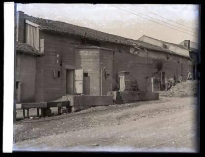 ARH NL Kageler 22, 1. Weltkrieg, Bunker, Frankreich, zwischen 1914/1918