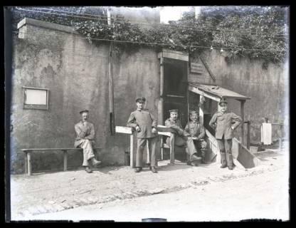 ARH NL Kageler 24, 1. Weltkrieg, Freisprechvermittlungsstelle, Frankreich, zwischen 1914/1918