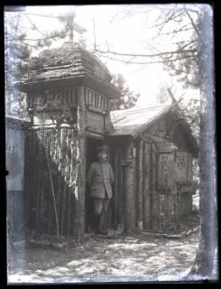 ARH NL Kageler 33, 1. Weltkrieg, Offiziersunterkunft, Frankreich, zwischen 1914/1918