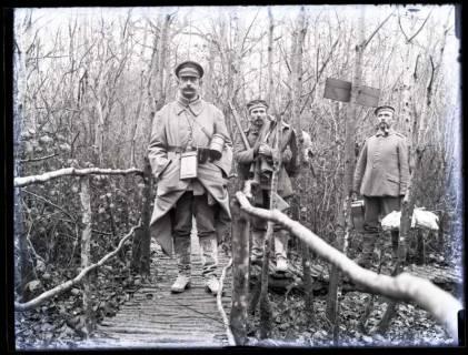ARH NL Kageler 39, 1. Weltkrieg, Frankreich, zwischen 1914/1918