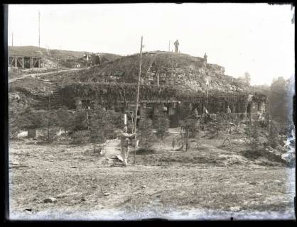 ARH NL Kageler 43, 1. Weltkrieg, Stellungen, Frankreich, zwischen 1914/1918