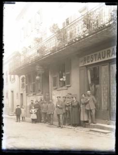 ARH NL Kageler 51, 1. Weltkrieg, Unterkunft?, Frankreich, zwischen 1914/1918