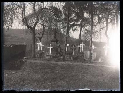 ARH NL Kageler 53, 1. Weltkrieg, Kriegsfriedhof, Frankreich, zwischen 1914/1918