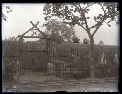 ARH NL Kageler 56, 1. Weltkrieg, Friedhof, Frankreich, zwischen 1914/1918