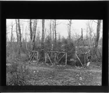 ARH NL Kageler 81, 1. Weltkrieg, Soldatengräber auf den Maashöhen, Frankreich, zwischen 1914/1918