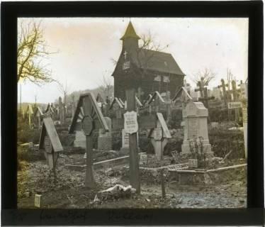 ARH NL Kageler 87, 1. Weltkrieg, Friedhof in Villers, Frankreich, zwischen 1914/1918