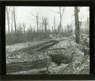 ARH NL Kageler 97, 1. Weltkrieg, II. Linie, Maashöhen, Frankreich, zwischen 1914/1918