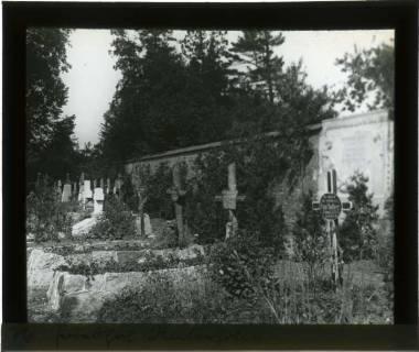 ARH NL Kageler 116, 1. Weltkrieg, Friedhof, Unterhofen (Secourt), Frankreich, zwischen 1914/1918