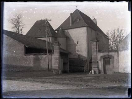 ARH NL Kageler 119, 1. Weltkrieg, Frankreich, zwischen 1914/1918