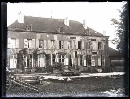 ARH NL Kageler 120, 1. Weltkrieg, Frankreich, zwischen 1914/1918