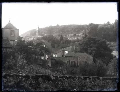 ARH NL Kageler 124, 1. Weltkrieg, Dorf, Frankreich, zwischen 1914/1918