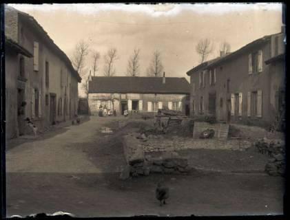 ARH NL Kageler 133, 1. Weltkrieg, Hannonecourt?, Frankreich, zwischen 1914/1918