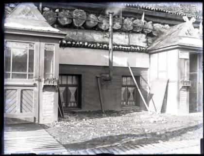 ARH NL Kageler 136, 1. Weltkrieg, Frankreich, zwischen 1914/1918