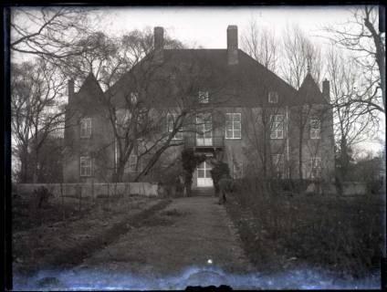 ARH NL Kageler 140, 1. Weltkrieg, Schloss in Ennery, Frankreich, zwischen 1914/1918