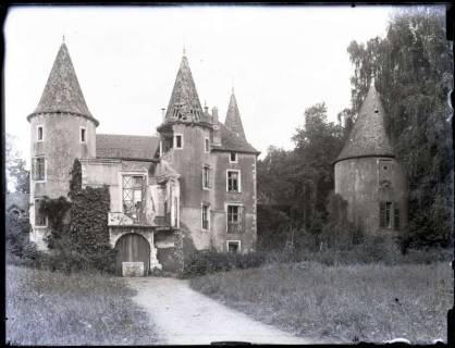 ARH NL Kageler 143, 1. Weltkrieg, Frankreich, zwischen 1914/1918