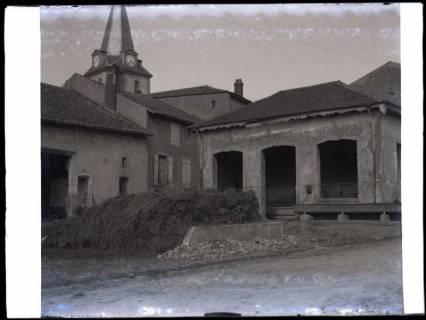 ARH NL Kageler 144, 1. Weltkrieg, Frankreich, zwischen 1914/1918