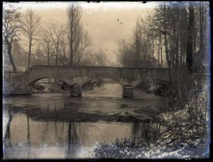 ARH NL Kageler 148, 1. Weltkrieg, Brücke, Frankreich, zwischen 1914/1918