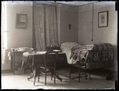 ARH NL Kageler 152, 1. Weltkrieg, Quartier beim Pfarrer, Gravelotte, Frankreich, zwischen 1914/1918