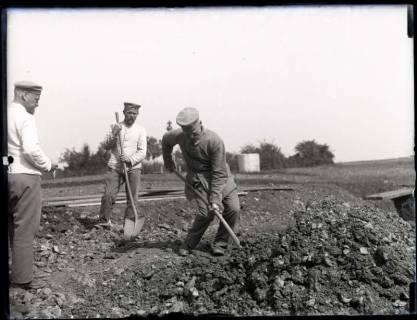 """ARH NL Kageler 159, 1. Weltkrieg, """"Der Schaufler"""", Frankreich, zwischen 1914/1918"""