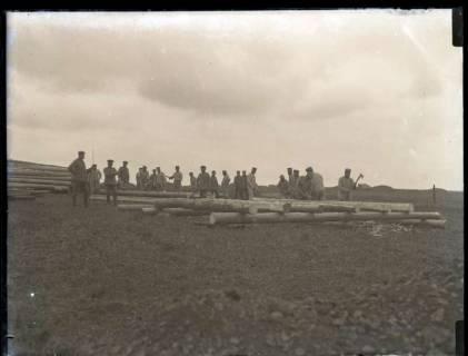 ARH NL Kageler 166, 1. Weltkrieg, Zimmerplatz, Frankreich, zwischen 1914/1918
