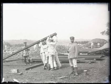 ARH NL Kageler 168, 1. Weltkrieg, Schienenbrechen, Frankreich, zwischen 1914/1918
