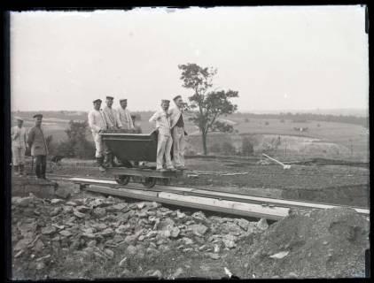 ARH NL Kageler 170, 1. Weltkrieg, Lore, Frankreich, zwischen 1914/1918
